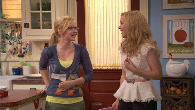 Liv and Maddie are awesome sisters