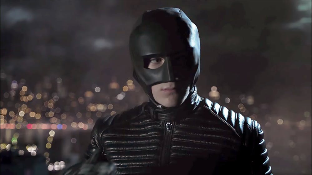 The new Batsuit from Gotham