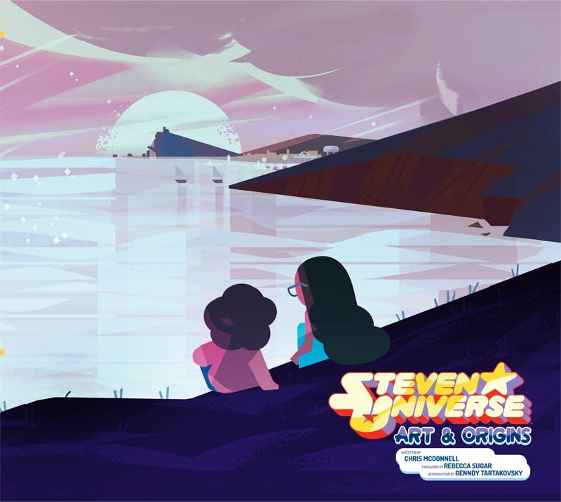 Steven Universe: Art and Origins book