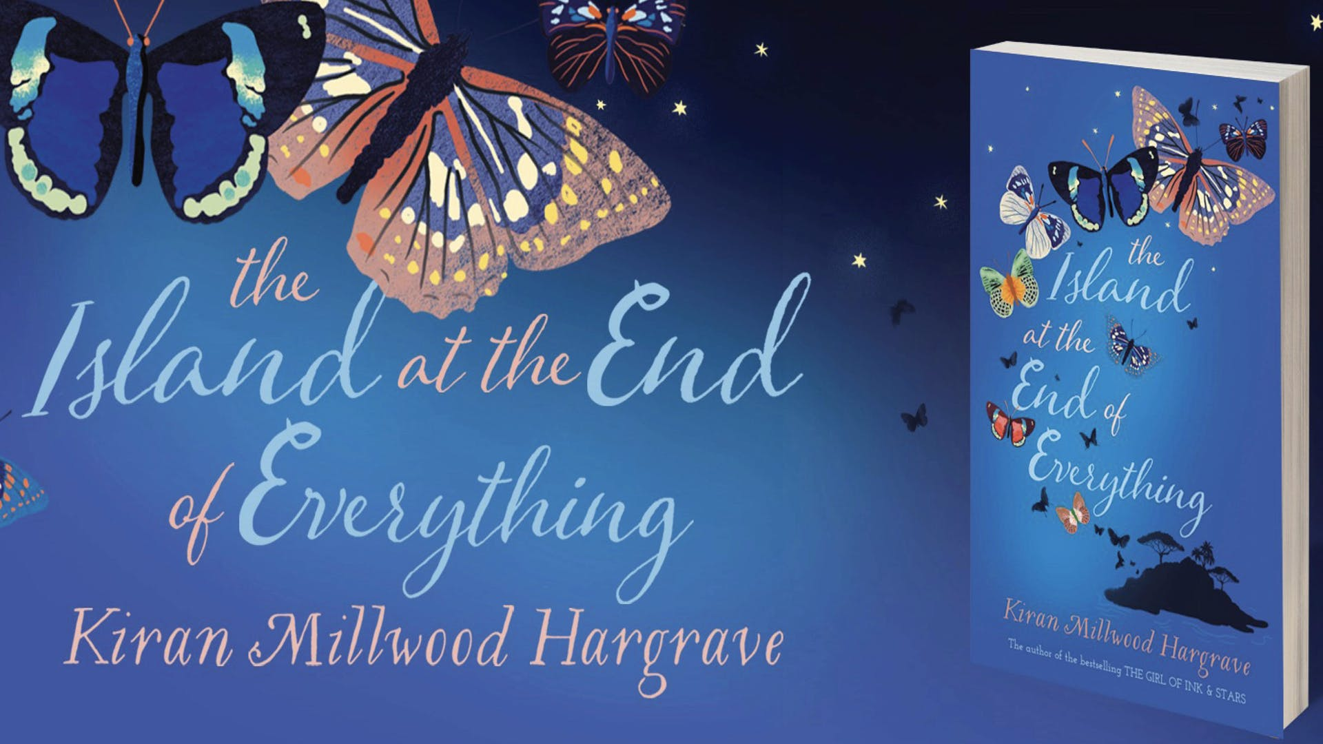 The Island at the End of Everything - Kiran Millwood Hargrave