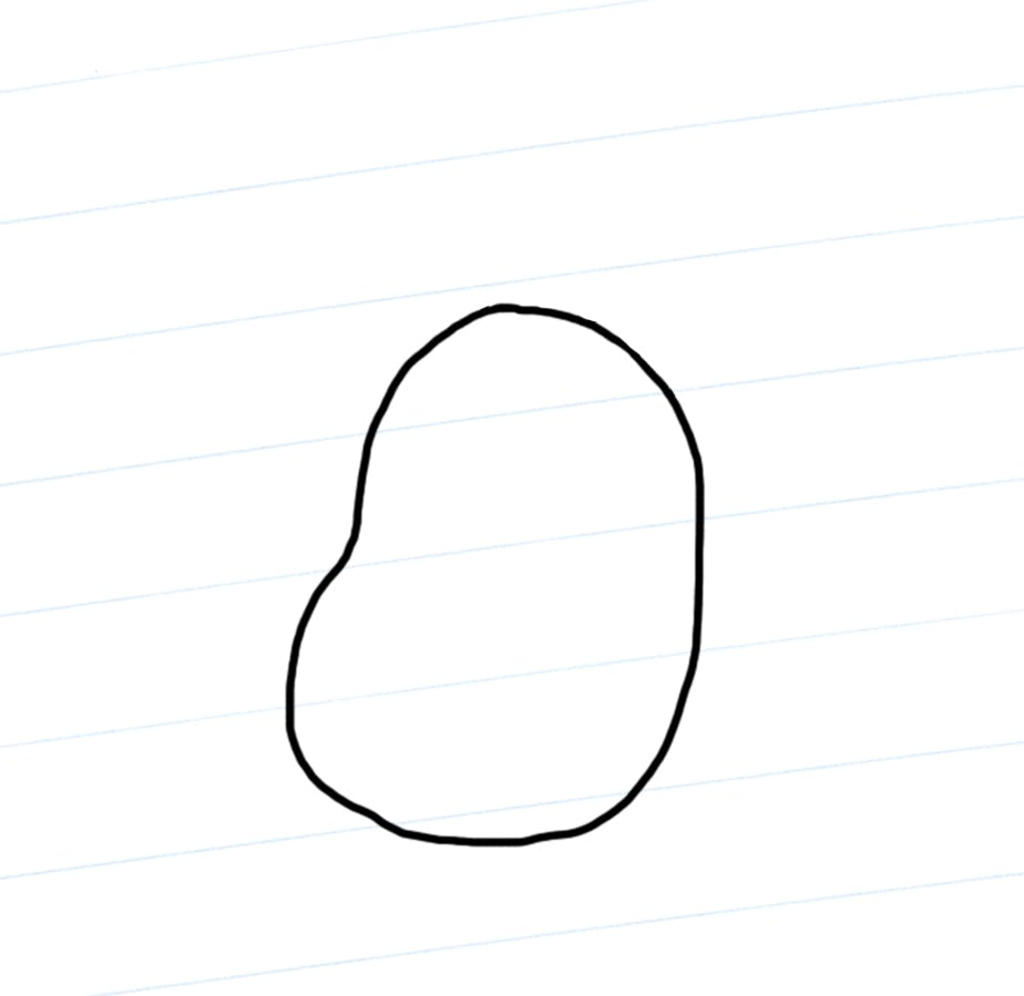 Potato shape