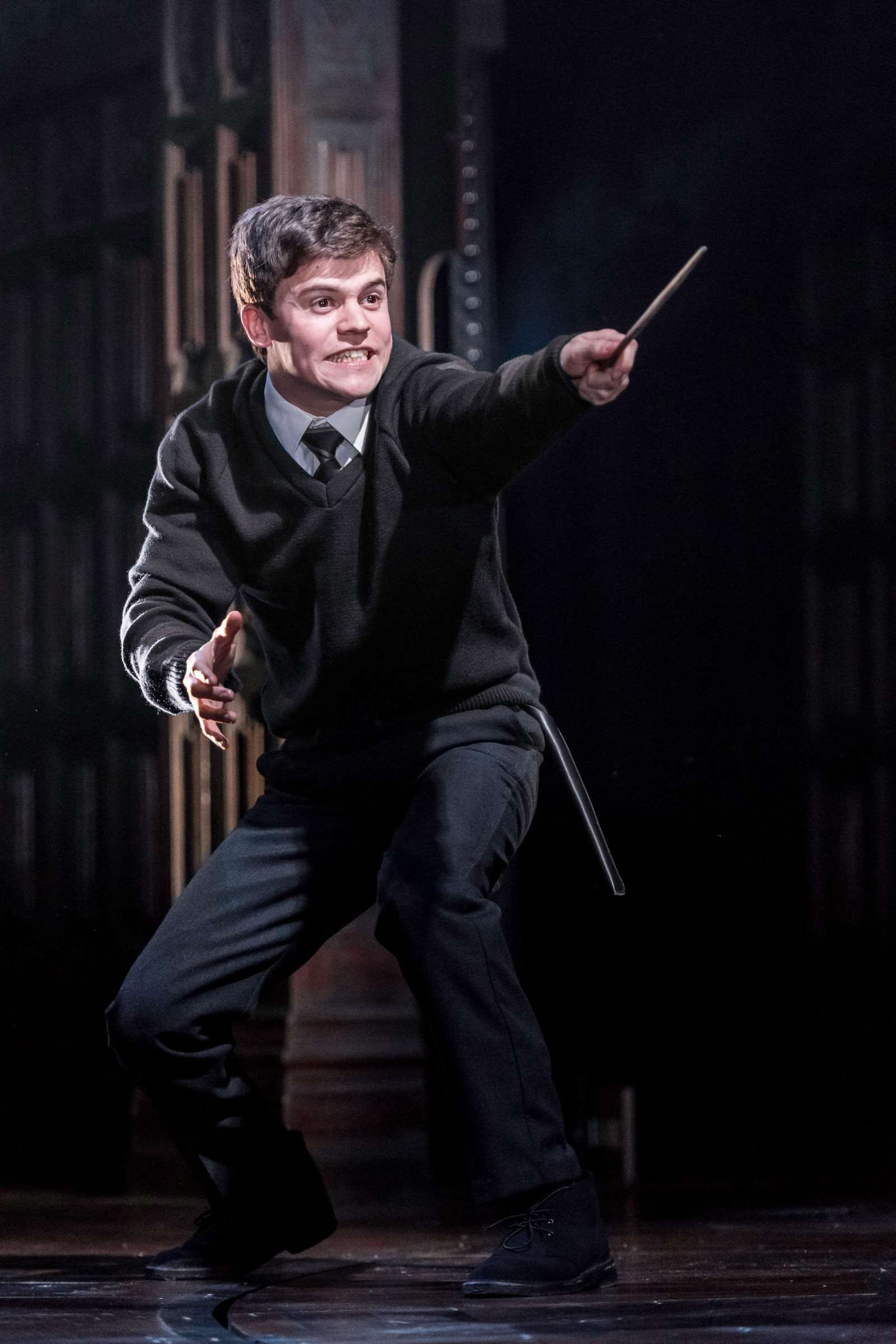 Albus Potter in Harry Potter and the Cursed Child