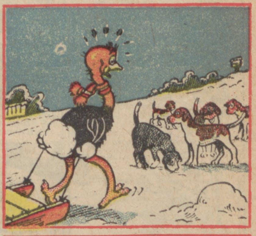 Big Eggo Christmas 1948