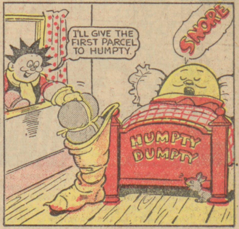 Pansy Potter 1952