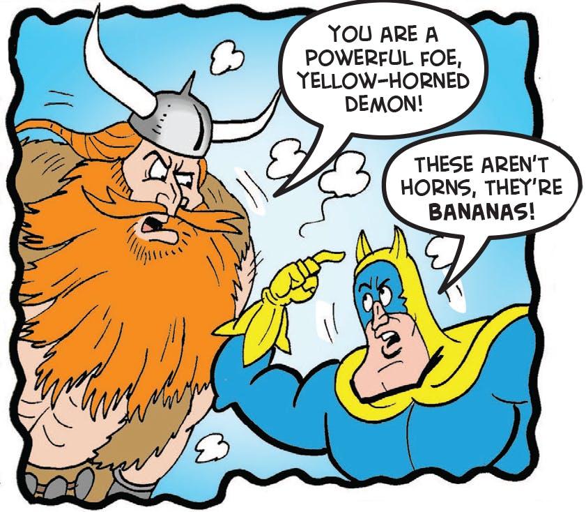 Thor is impressed