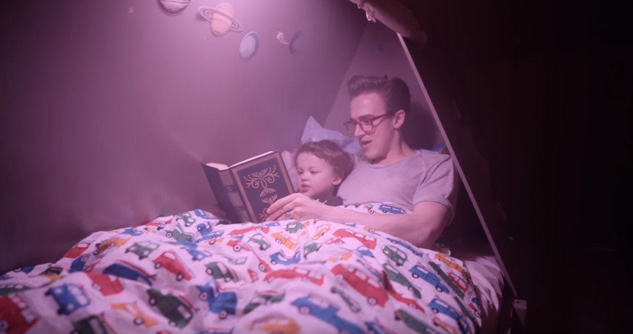 Tom Fletcher's Book - The Creakers