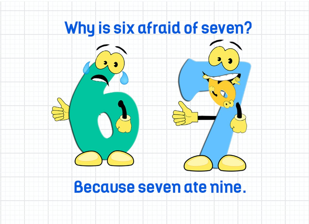Maths joke