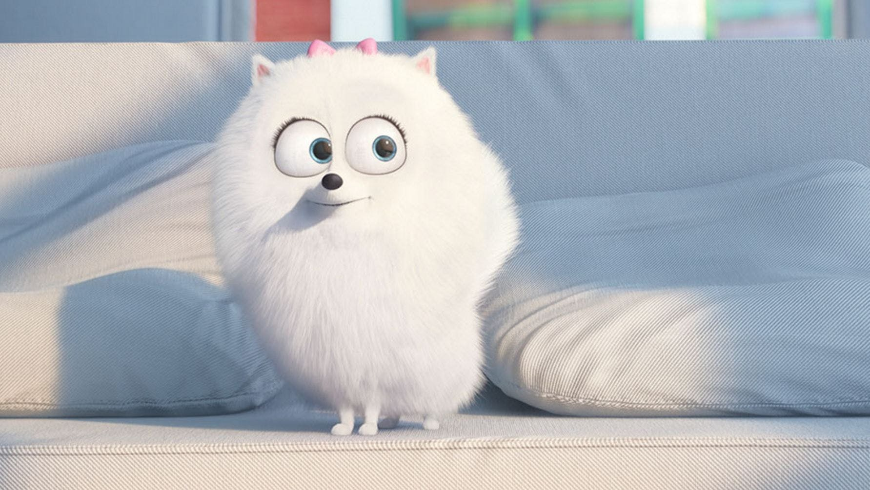 Gidget from The Secret Life of Pets