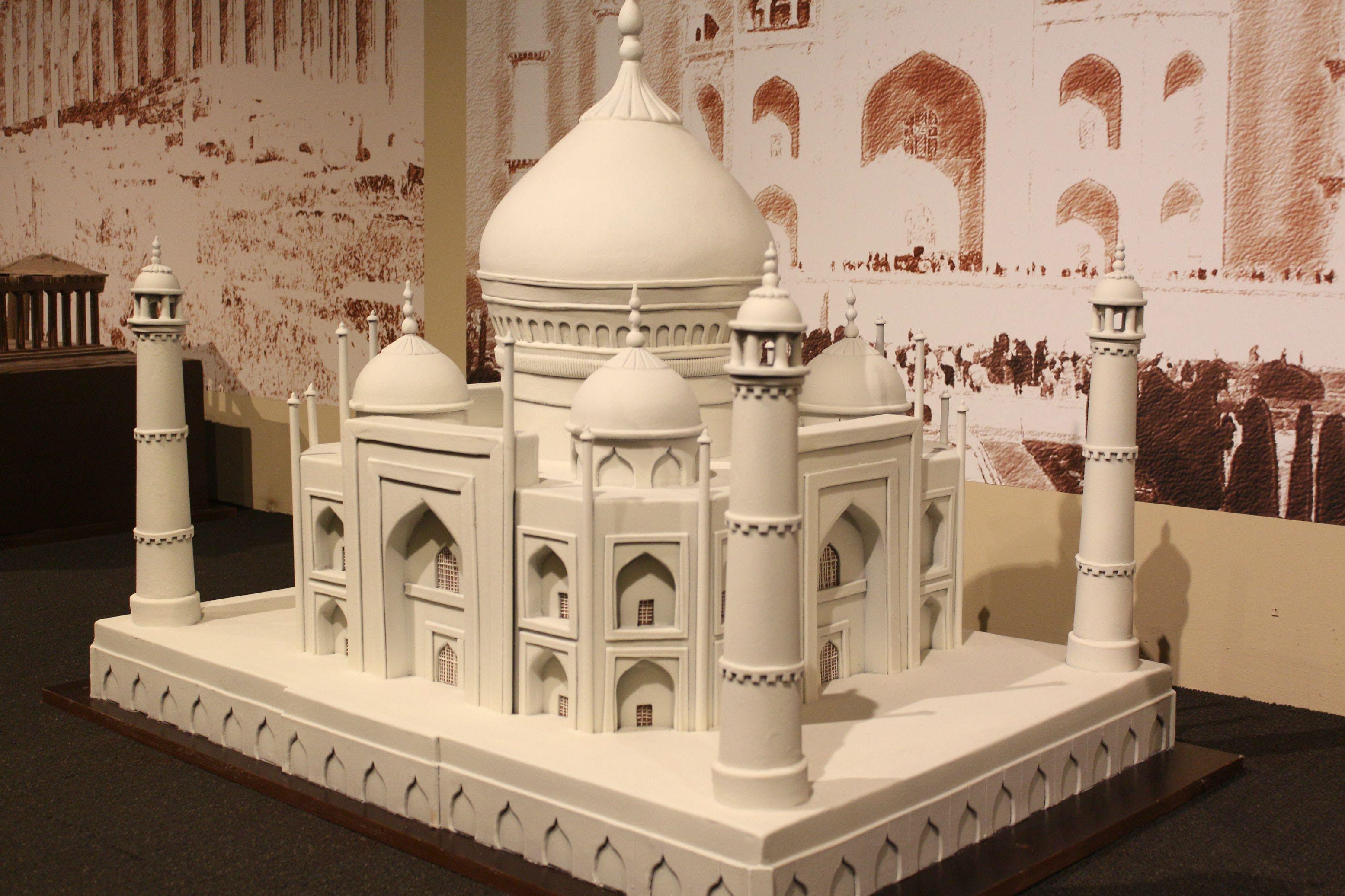 Chocolate Taj Mahal
