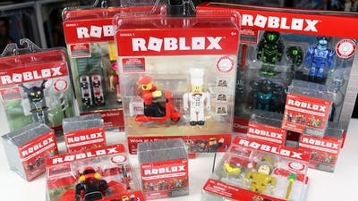 Roblox Action Figures Are Great Toys Amp Gadgets On Beano Com