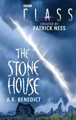 The Stone House by A.K. Benedict