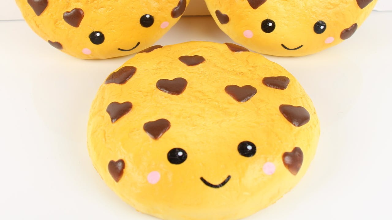 Cookie squishie