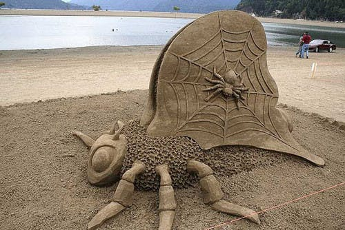 the coolest sand sculptures ever on beano com