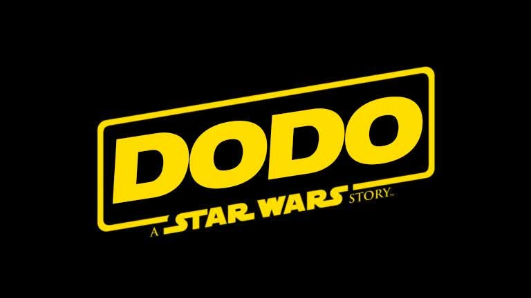 Dodo: A Star Wars Story