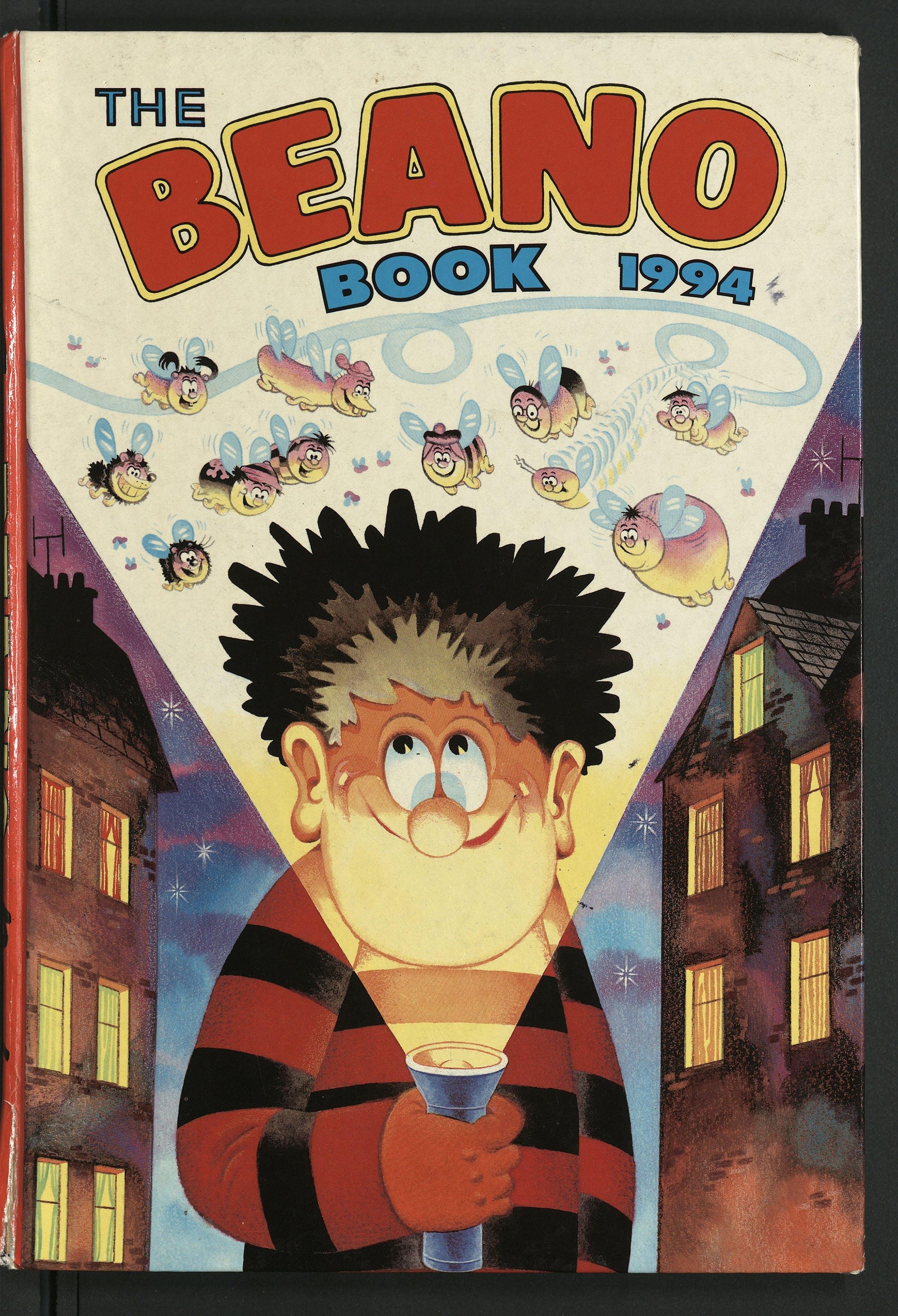 Beano Book 1994 Annual