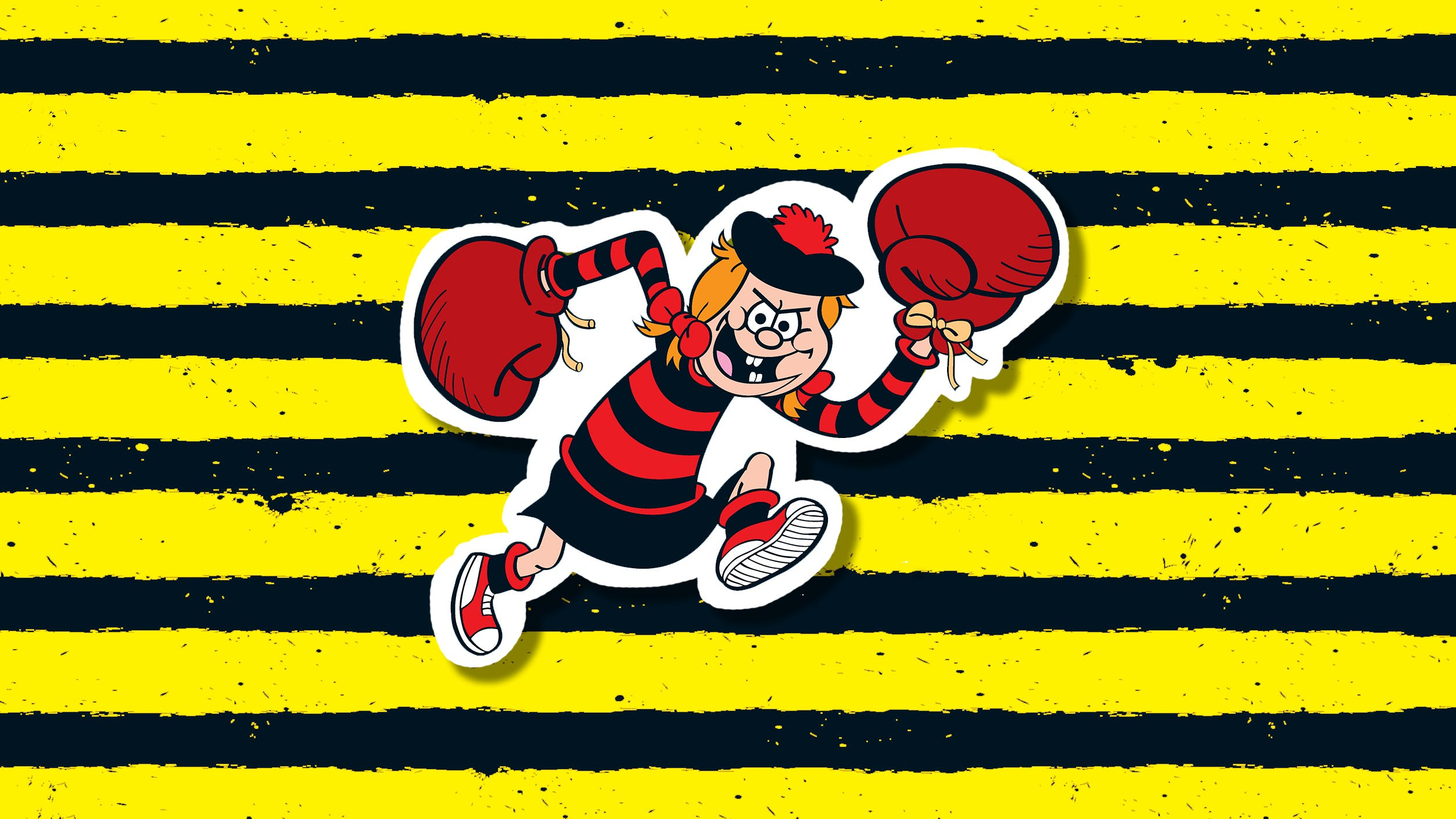 Minnie the Minx from Beano