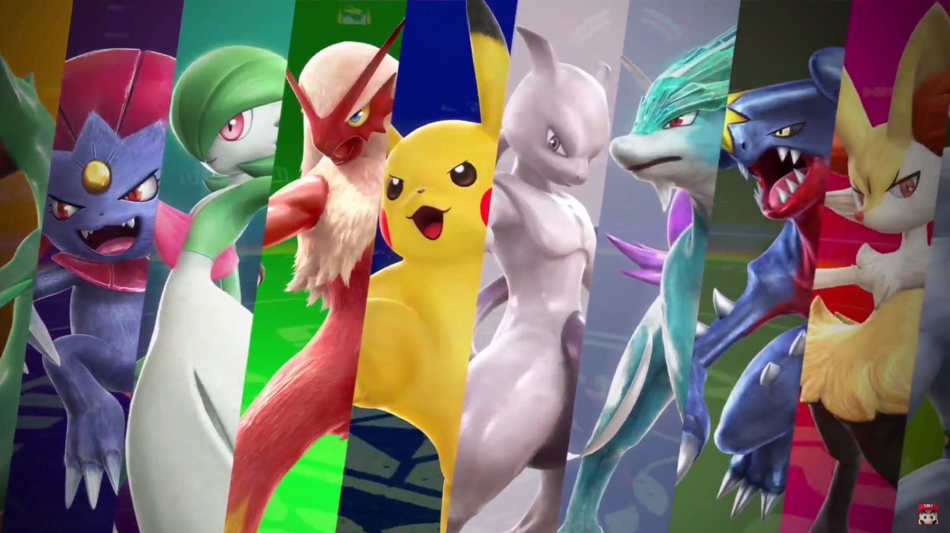 New Fighting Characters for Pokken Tournament!
