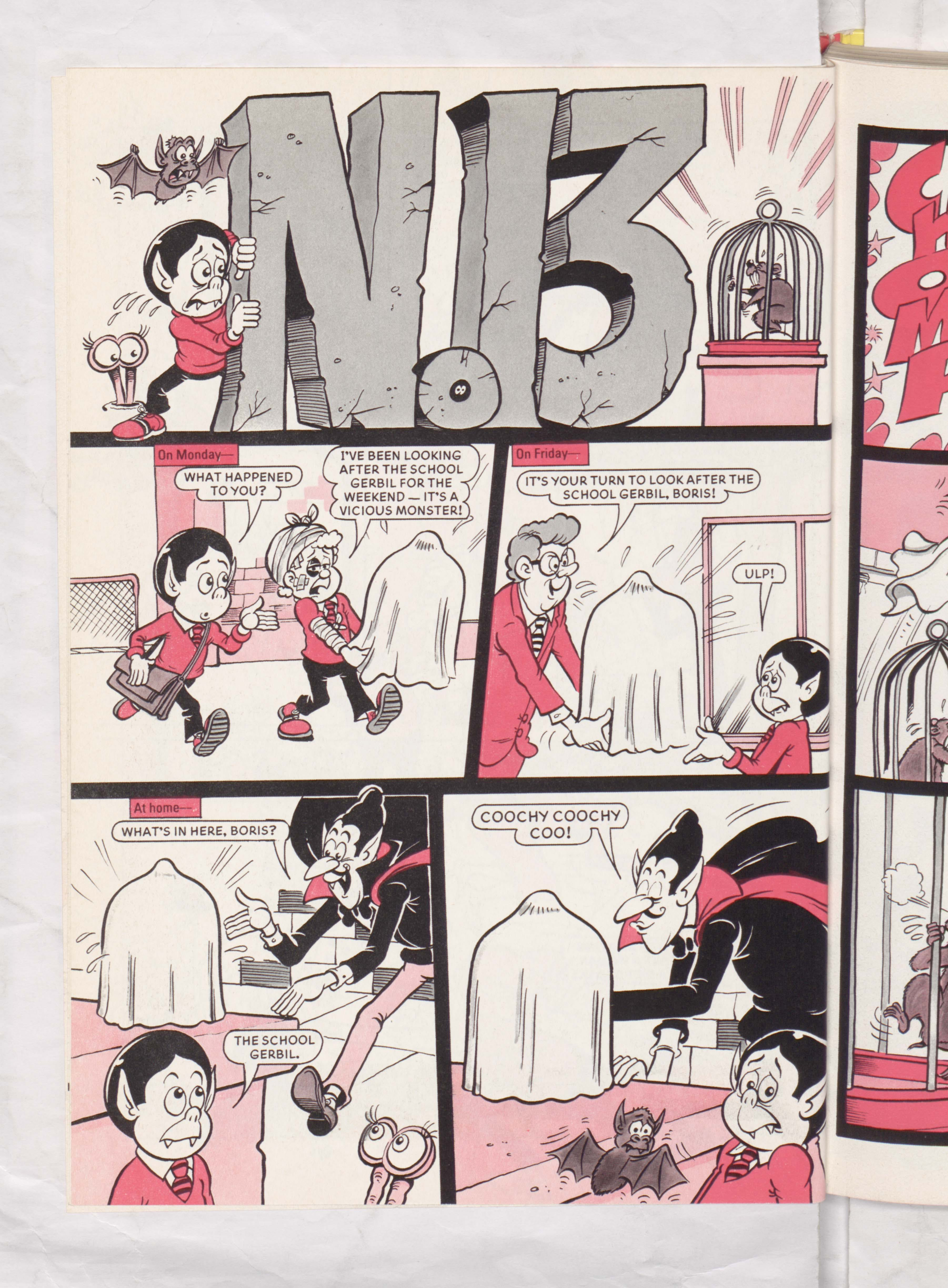 No. 13 Beano Book 1989 Annual