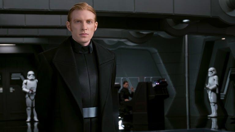 General Hux in The Last Jedi