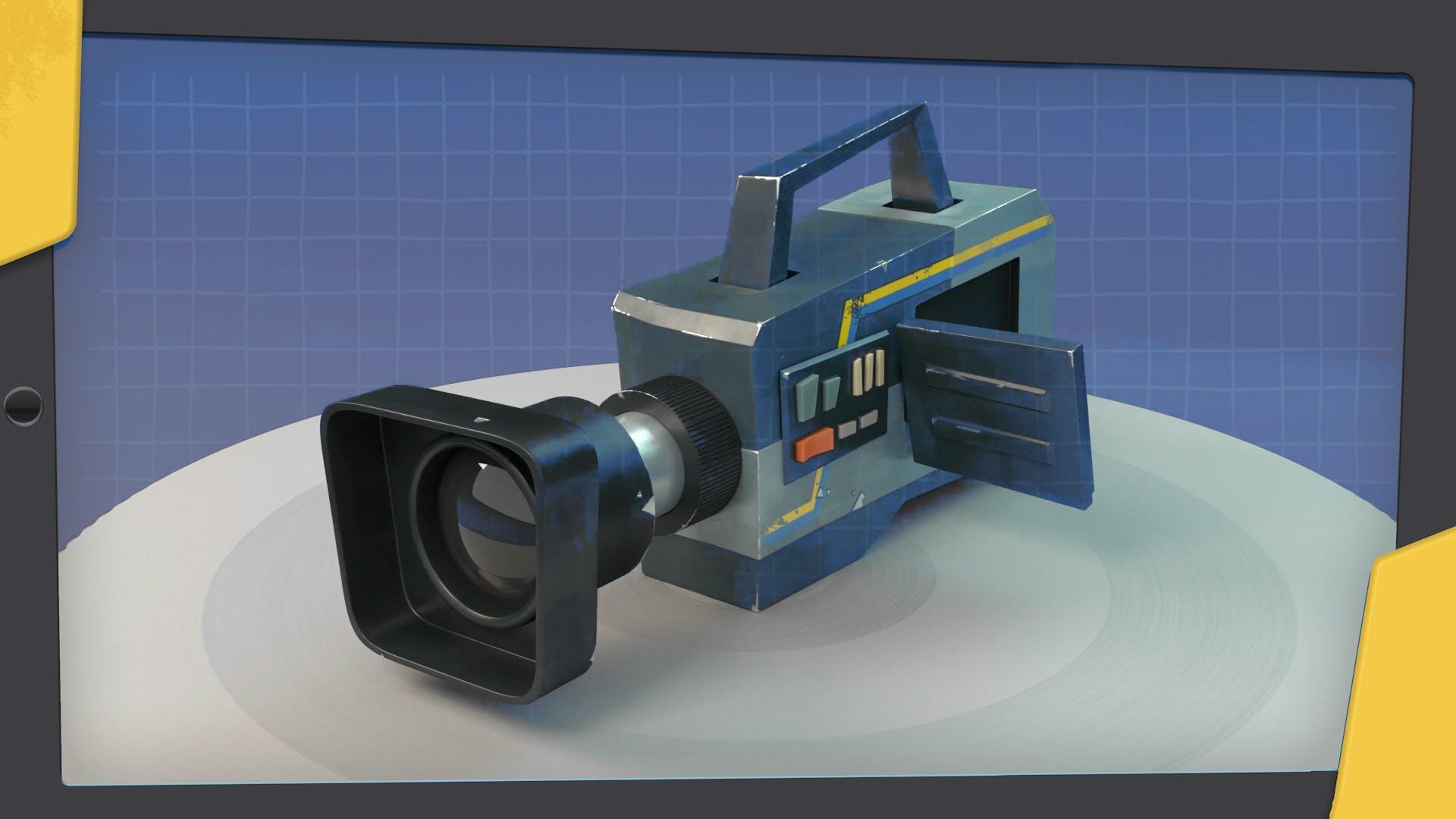 the Beanotown camera