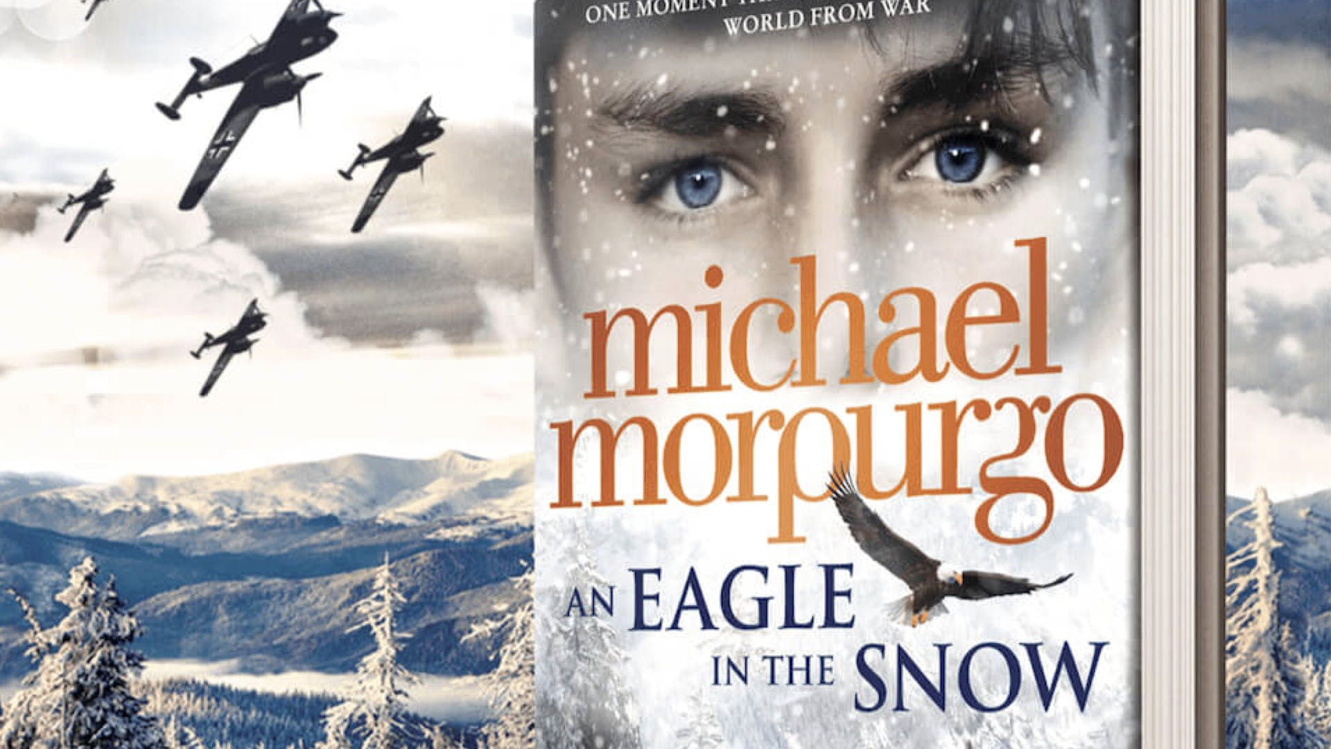 An Eagle in the Snow - Michael Morpurgo and Michael Foreman